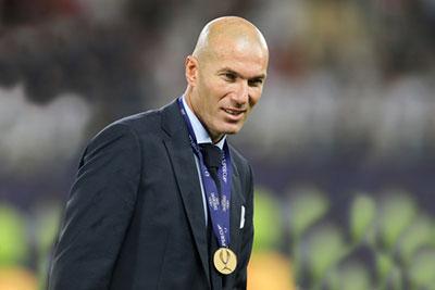 ซีเนอดีน ซีดาน (Zinedine Zidane)